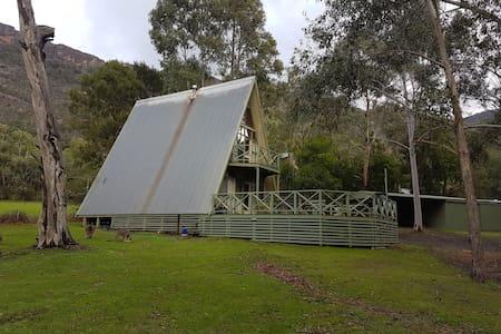 Swampgum Rise - Halls Gap - Ev