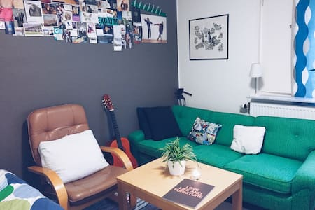 Cozy Apartment for Single/Couple - Falun