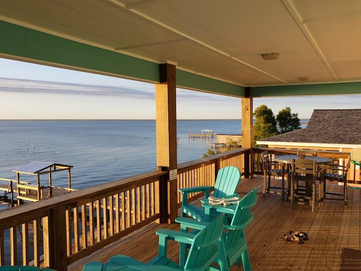 15 Belle - Modern Waterfront Rockport Home!