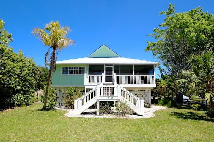 Elinor Cottage - Sanibel - Talo