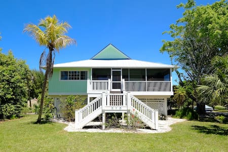 Elinor Cottage - Sanibel - Huis