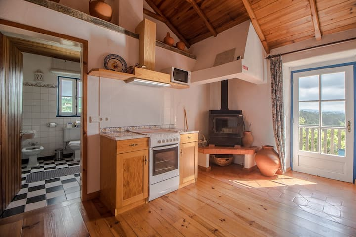Fully equipped apartment at wine estate