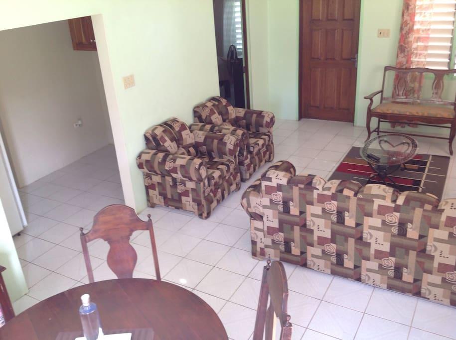 Chillax living room