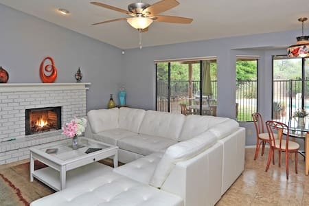 Luxury Foothills House - Next to Sabino Canyon!