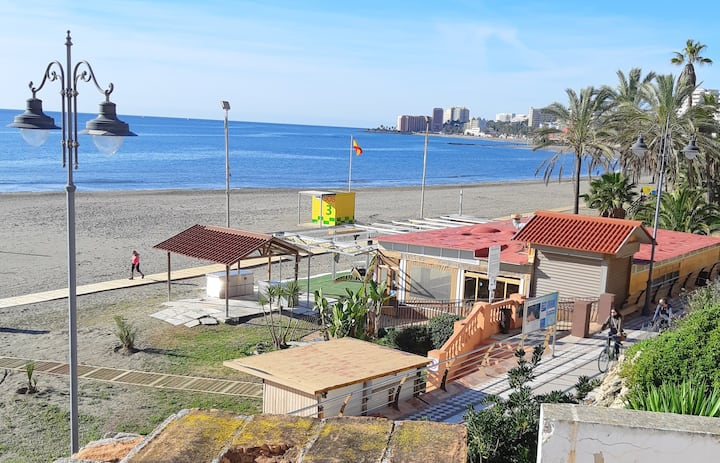 Loft en primera línea de playa