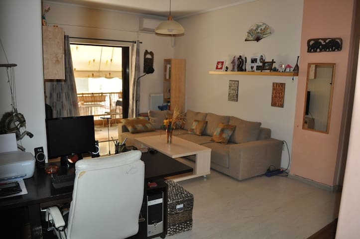 Feel like home appartment - Patra - Apartment