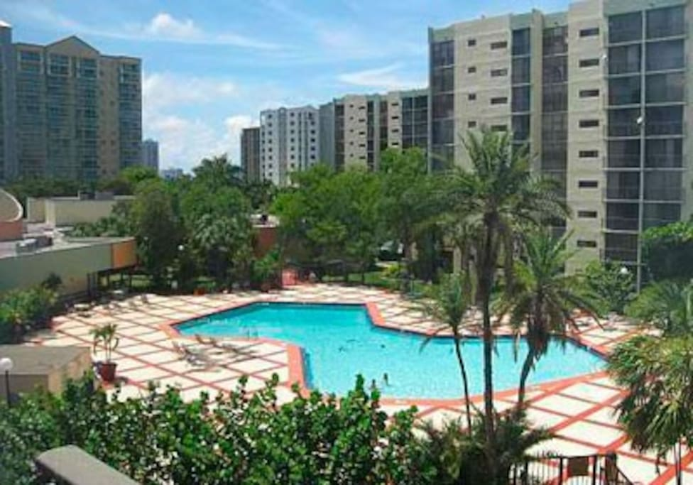 condo with beautiful pool!!!