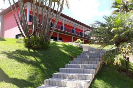 Casa Patrimônio do Carmo - São Roque - SP