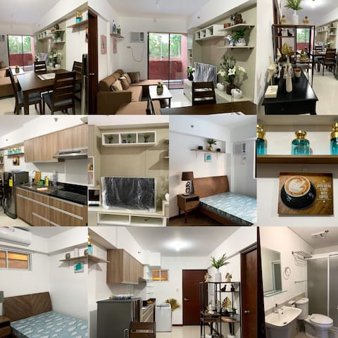 2 Bedroom Condo Unit Near Abreeza Mall