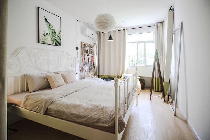 三室一厅 白羽居 - Hangzhou - Appartement