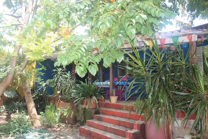Beautiful room with garden view - Oaxaca - Bungalow
