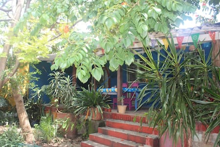 Beautiful room with garden view - Oaxaca