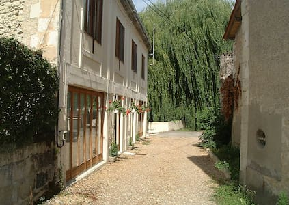 Central Apartment in Market Town - Chalais - Apartamento