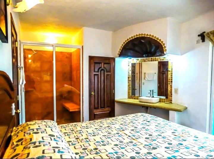 Habitación Begonia, Hotel Casa Maximiliano