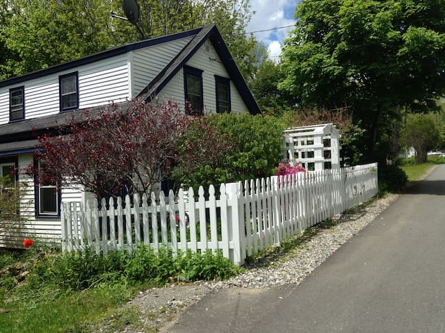 Pleasant Cottage, Rockport Maine - Rockport - Casa