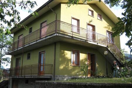 Casa Vacanze Romme a Tarsogno