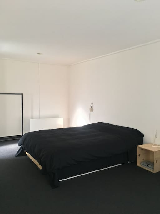 The White Room Fitzroy Airbnb
