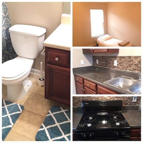 ATL SINGLE ROOM SUITE SUPER COMMUTER FRIENDLY
