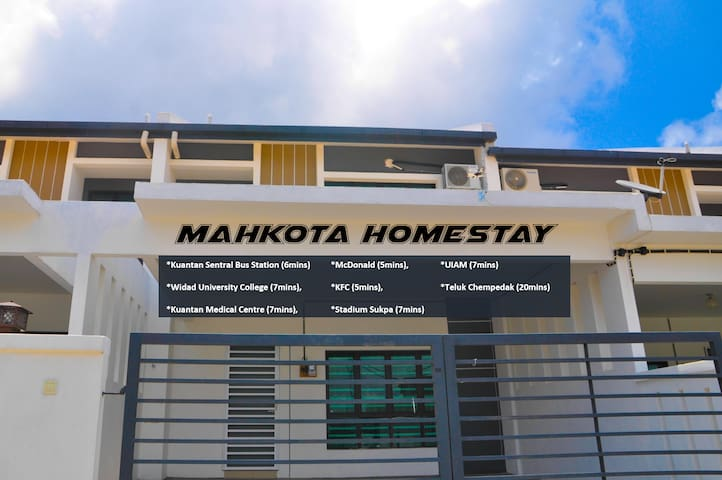 Mahkota Homestay