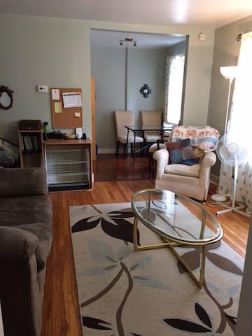 South End Halifax Apartment-long term tenants