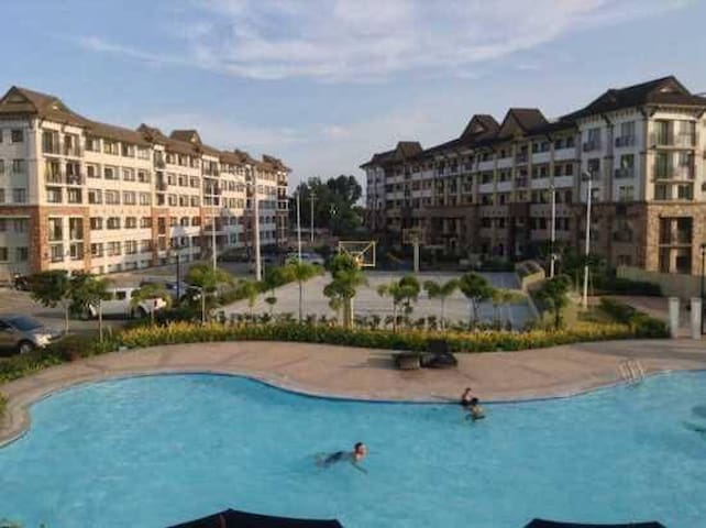 New FF 2BR Resort Inspired Condo One Oasis Near SM