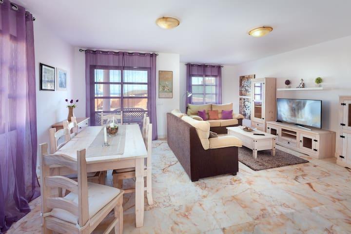 Villa Superior Duplex Sea View - Living Room 2