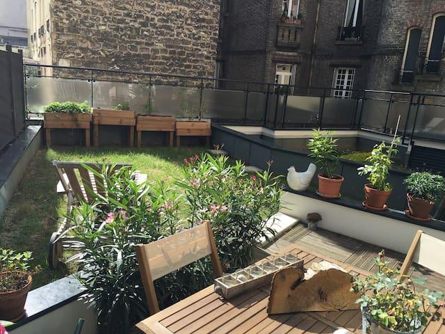 Appartement Avec Terrasse Boulogne Billancourt