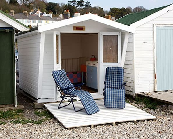 The Beach Hut & Stamps Cottage