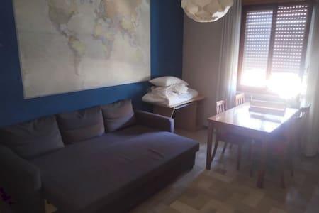 appartamento con vista a due passi dal centro