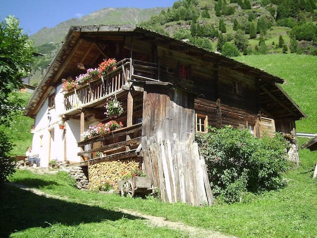 "Holiday Farmhouse ""Weierhof"" with Mountain View, Terrace & Wi-Fi; Pets Allowed, Parking Available"