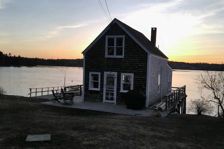 Cozy Cove Side Cottage. - Cushing