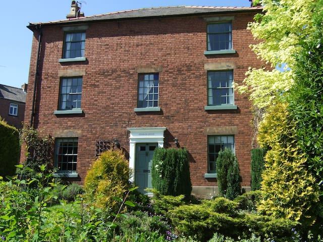 Durham House - Wirksworth - Hus