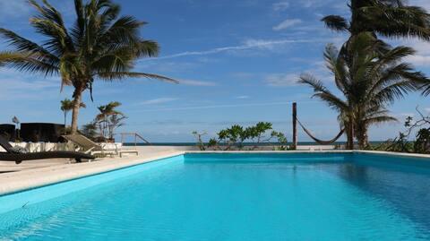 Espectacular casa en la Playa para 8 personas
