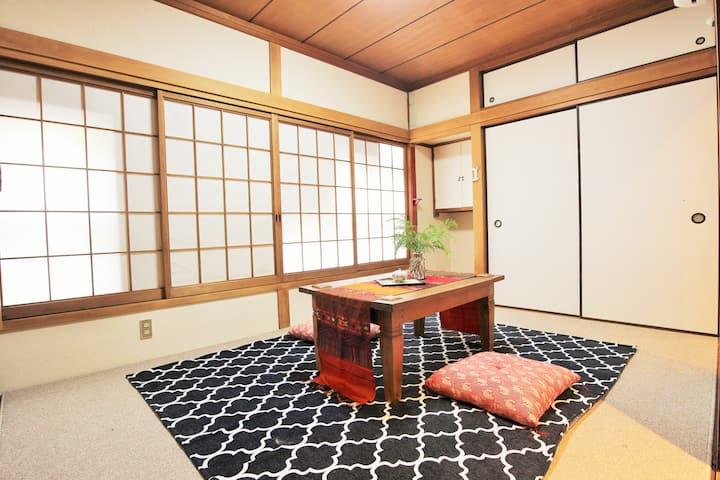 KoikoiHouse★Airport30min★stylish room★WiFi★3pp