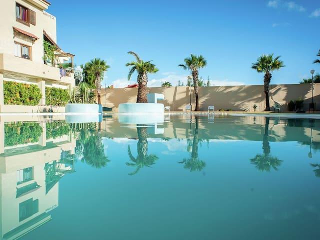 Casa la Olk Fuerteventura - La Oliva - Huis
