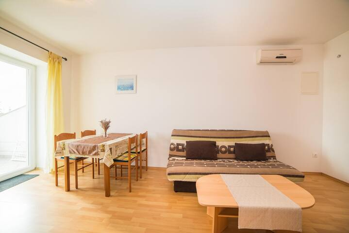 Apartments Kordić / Two bedrooms A - Barbat - Wohnung
