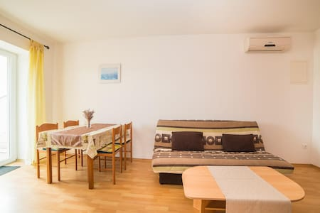 Apartments Kordić / Two bedrooms A - Barbat - Lejlighed
