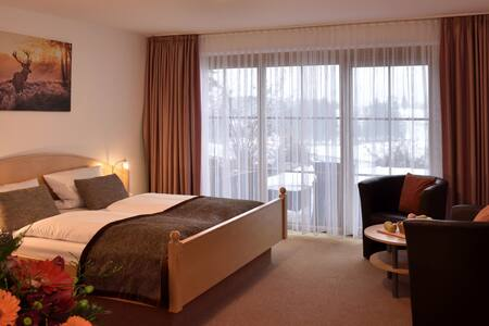 Double room including breakfast - Rückholz