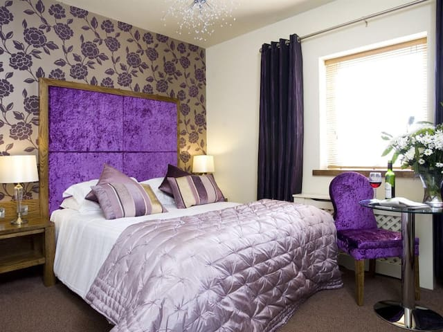 Double room at Customs House Country Inn