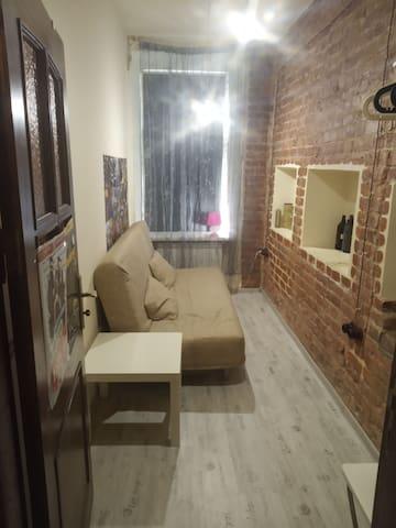 Миниатюрная квартирка рядом с Невским