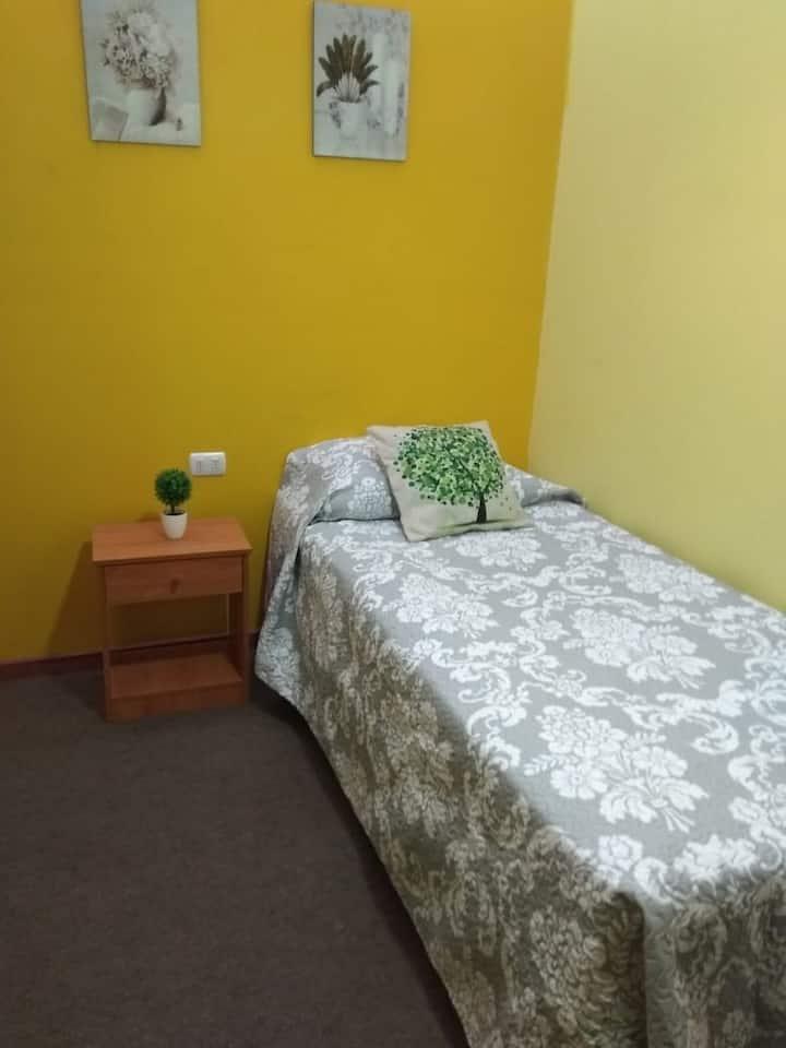 Habitación simple en Temuco Norte