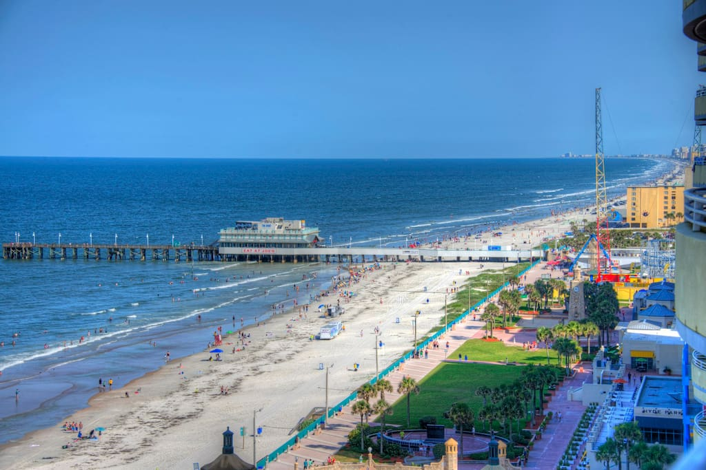 Ocean Walk Resort 2 Bedroom 2 Bath Sleeps 8 Condomini In Affitto A Daytona Beach Florida