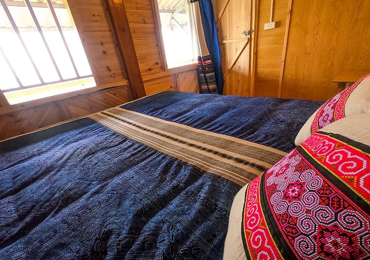 Private Room | Stay with REAL hmong tribe homestay