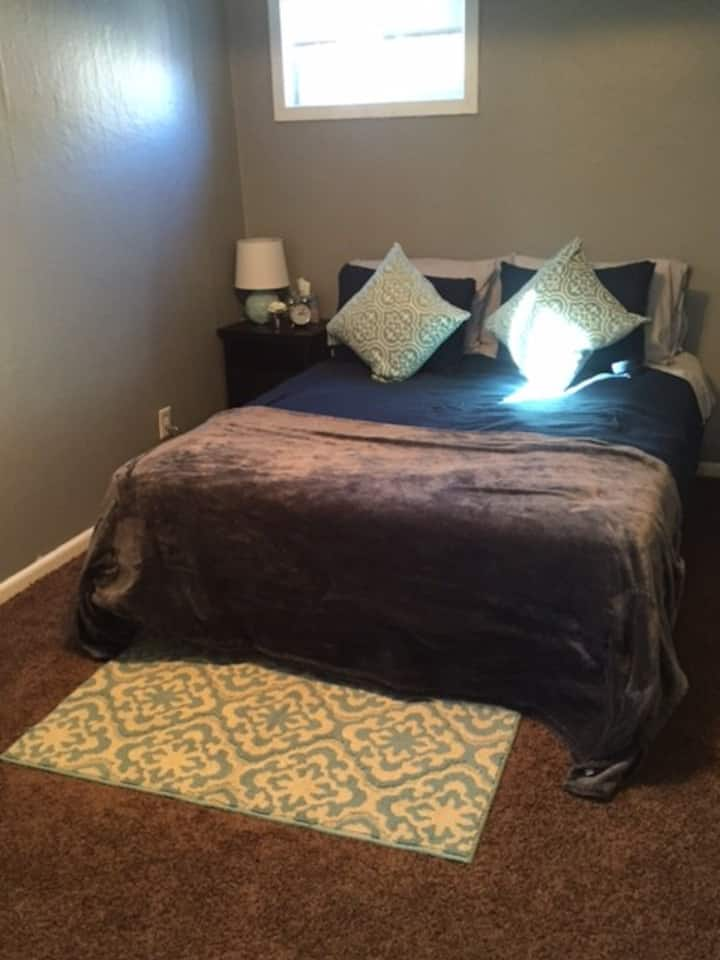 Private Guest Suite (basement) 18 min to Park City