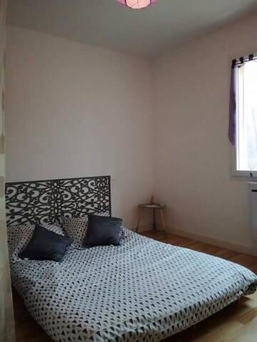 Chambre dans maison calme à Soyaux
