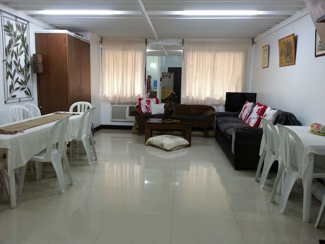 Spacious 60sqm loft type condo - Ciutat Quezon - Loft
