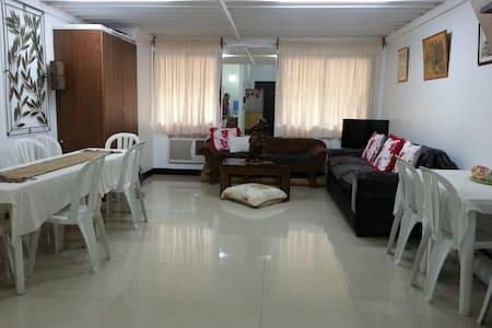 Spacious 60sqm loft type condo - Quezon