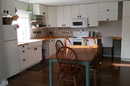 Cozy and family-friendly home near National Park - Onanole - Hus
