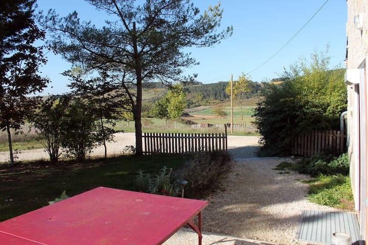 vacances à la ferme, 85 m², 2 chambres, jardin