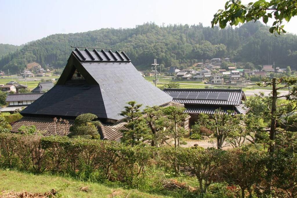 江戸時代の古民家に泊まってみませんか